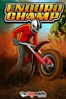 Screenshot of Enduro Champ