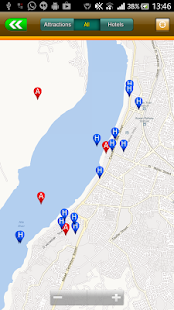 Aswan Offline Map Guide - screenshot