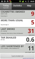 Screenshot of Ciggie - Quit smoking