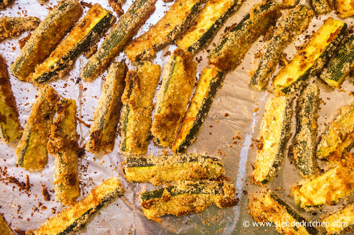 Oven Baked Zucchini Fries Recipes — Dishmaps