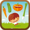 Funny Vegetable Jigsaw Puzzle icon
