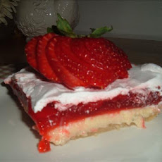 Heavenly Strawberry Dessert