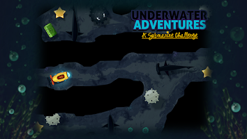 Screenshot of Underwater Adventures Free