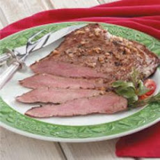 Onion-Rubbed Flank Steak