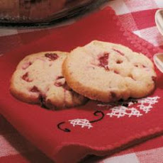 Cranberry Icebox Cookies