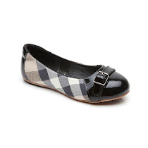 Burberry Buckle Check Slip On SLIP ON