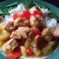 River Road Cookbook Sweet and Sour Pork