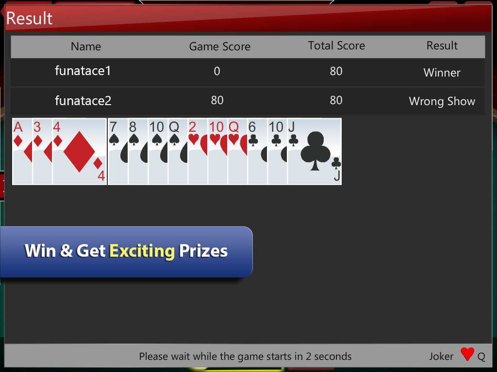 Ace2Three Rummy Screenshot 10