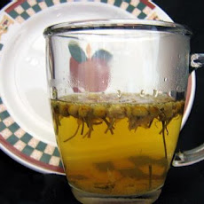 Chamomile Apple Tea