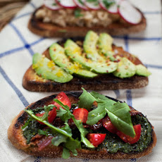 Build-Your-Own Tartines