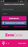 Screenshot of ZeneCenter