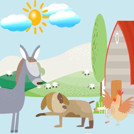 Animals Word Match 教育 App LOGO-APP試玩
