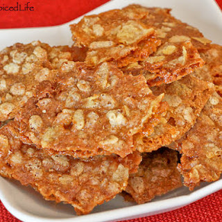 Potato Chip Oven Brittle