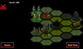 Screenshot of Warring Realms