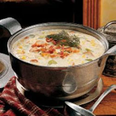 Hearty Corn Chowder