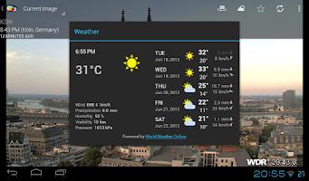 Screenshot of Worldscope Webcams