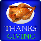 Thanksgiving Food and Festival icon