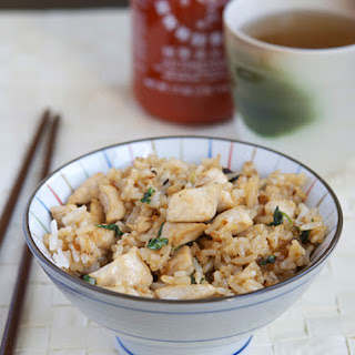 Thai Basil Chicken Fried Rice