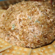 My Sister's Spicy Cheese Ball