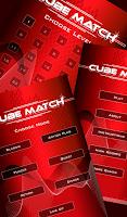 Screenshot of Cube Match - Collapse & Burst
