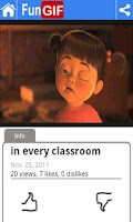 Screenshot of Funny Animated Pictures