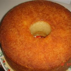 Something Different Pound Cake