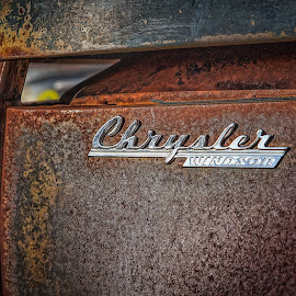 Chrysler Windsor by Ron Meyers - Transportation Automobiles