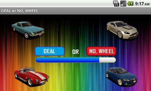 Deal or Wheel Lite