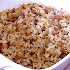 Apple Rice Casserole