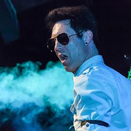 Blue Haze by Sean Tolan - News & Events Entertainment ( music, lighting, performance )