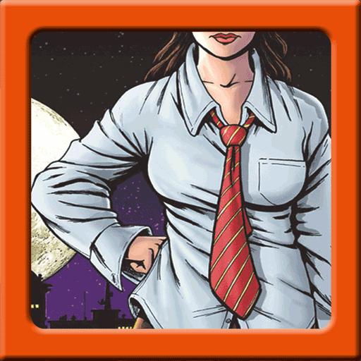 漫畫必備App|Curse of the WereWoman Sampler LOGO-綠色工廠好玩App