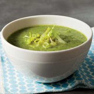Lettuce Soup Chicken Broth Recipes