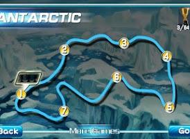Screenshot of Motocross Trial - Xtreme Bike