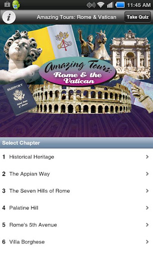 Amazing Tours: Rome Vatican