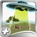 Kidnapping Aliens Abduct Cows icon