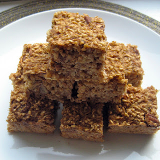 Apple Cinnamon Oat Squares Recipes