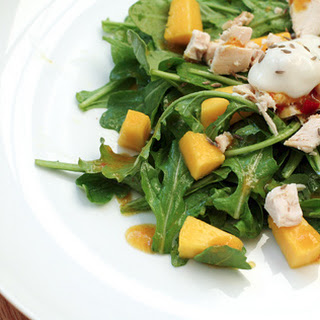 Mango Yogurt Salad Recipes