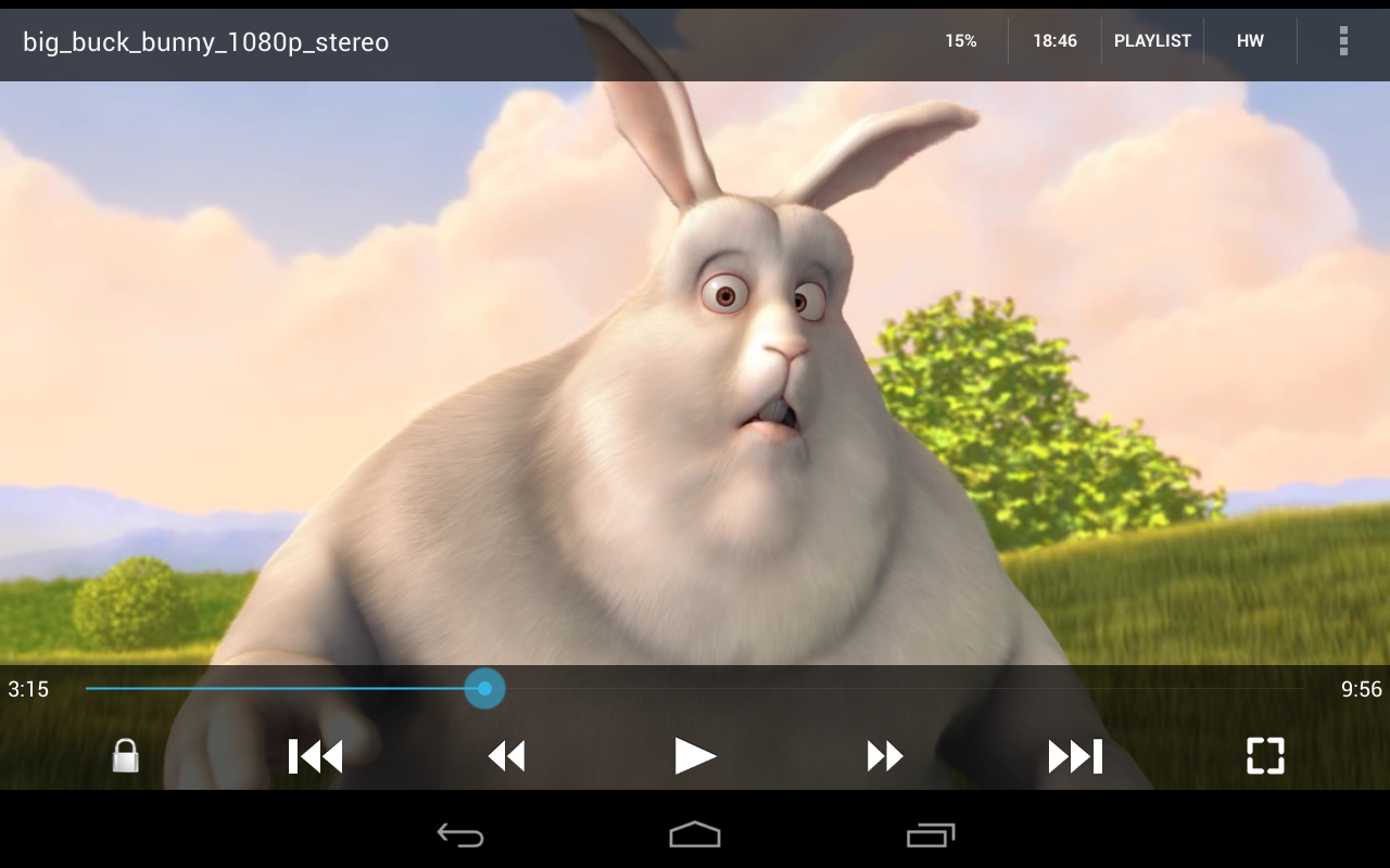 GoodPlayer Pro for Android Screenshot 4
