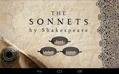 shakespeare sonnets pdf free download