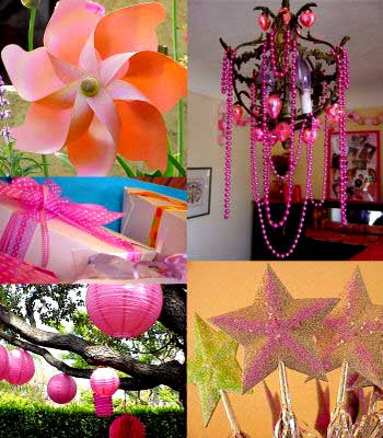 Purvi Shah - Blog: Princess Birthday Party Inspirations- Part I