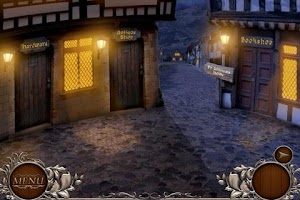 Screenshot of The Mystery of Lost Town