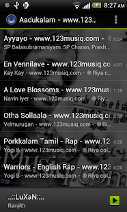 Default Music Player APK for Bluestacks