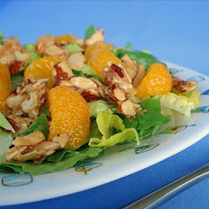 Wendy's Almond Orange Salad