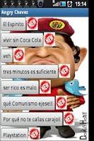 Screenshot of Angry Chavez