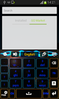 Screenshot of Electric Keyboard