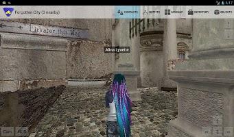 Screenshot of Lumiya