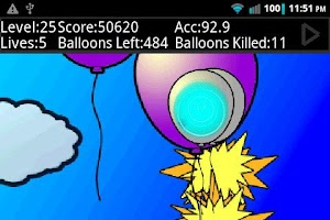 Screenshot of Balloon Popper Beta