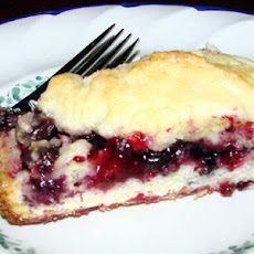 Very Blueberry Cake