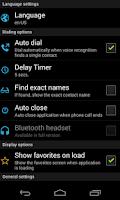 Screenshot of Speak 2 Call Free-Voice dialer
