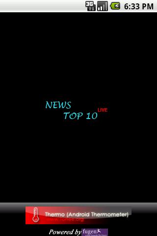 【免費新聞App】News Top 10 Live-APP點子